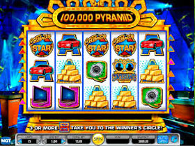 100 000 Pyramid Slot Screenshot