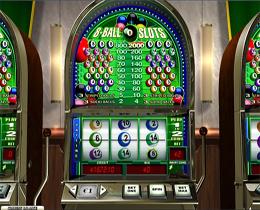 Online 8 Ball Slot Info